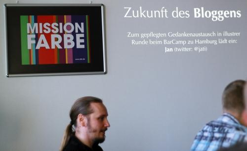 Jan Tissler #bchh08 Die Zukunft des Bloggens