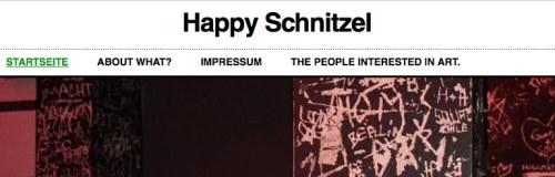 Happy Schnitzel