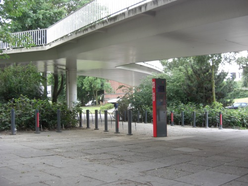 StadtRAD Standort Dammtor